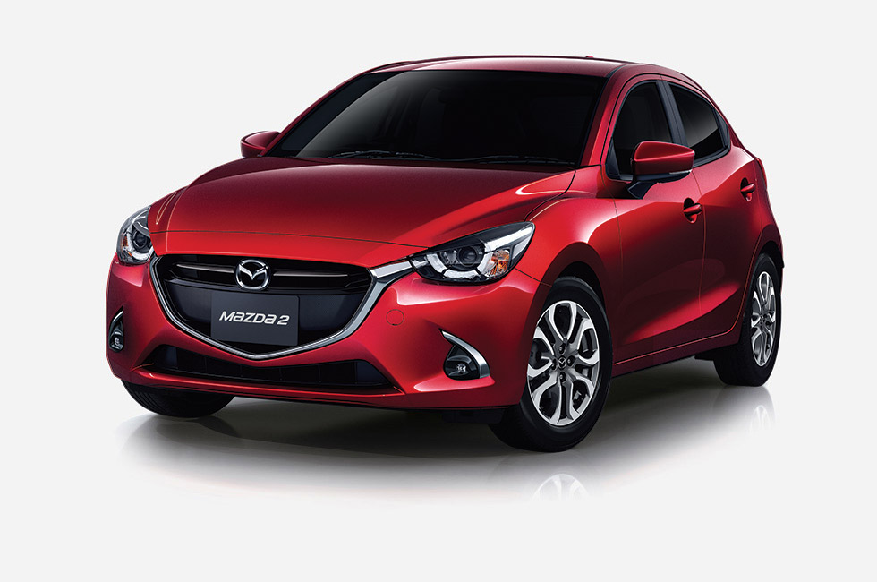 2 2018 the new 2018 mazda 2. Black Bedroom Furniture Sets. Home Design Ideas
