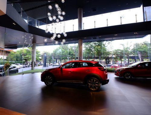 2 วันเท่านั้น! กับกิจกรรมเปิดตัว Mazda CX-3 2018 ที่โชว์รูมมาสด้าเจพี