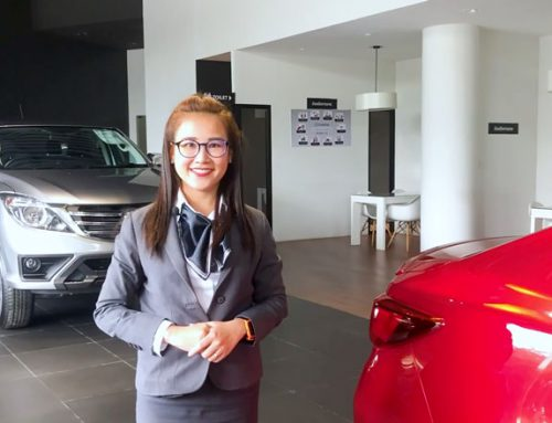 MAZDA JP EP.04 | มาทำความรู้จักกับรถมาสด้า รุ่น Mazda2
